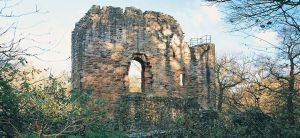 Ewloe Castles Historic Sites