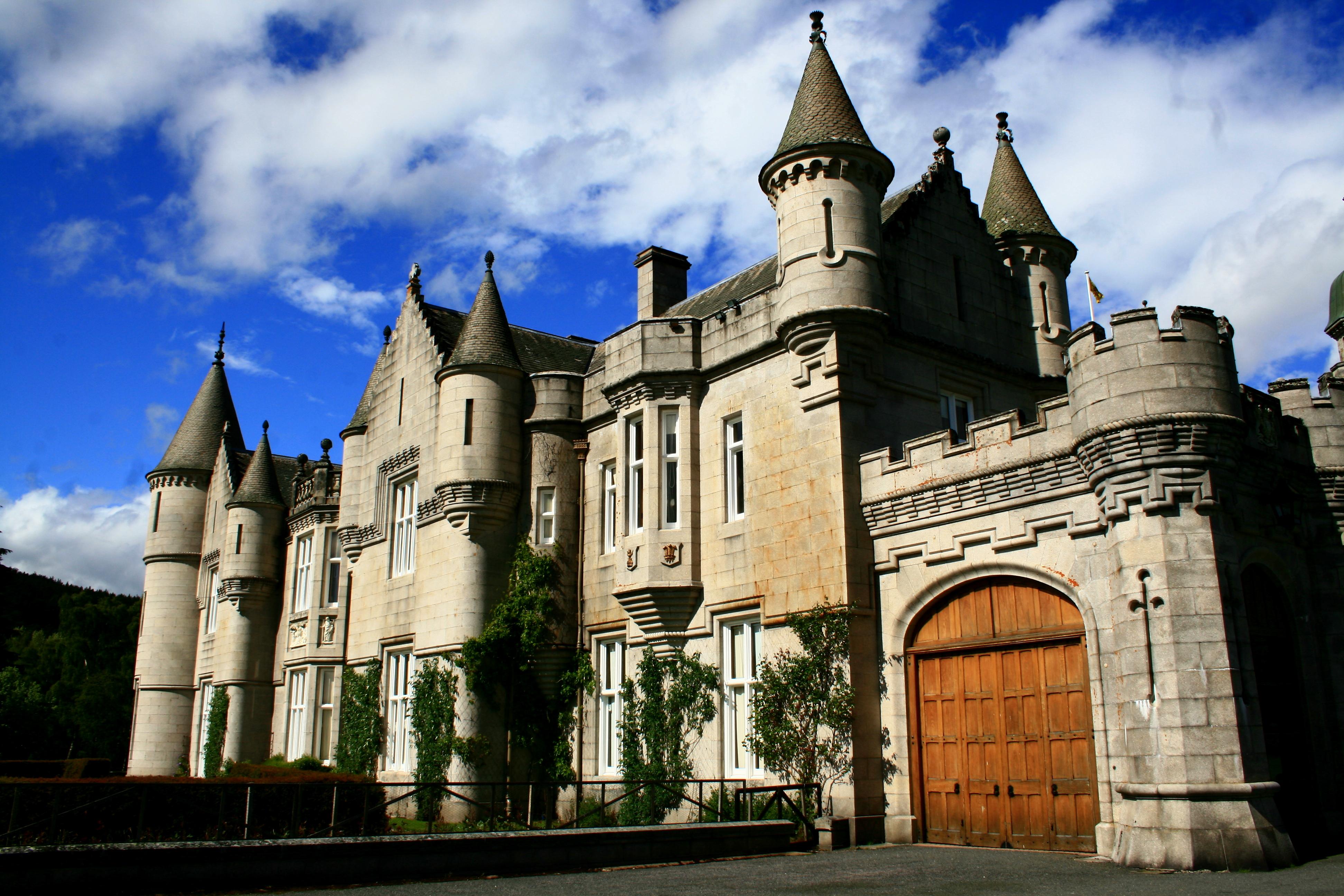 Queens Castle Balmoral AtoZchallenge