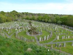inverurie graveyard.
