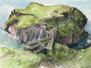 tintagel reconstruction