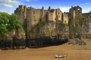 chepstow castle 2