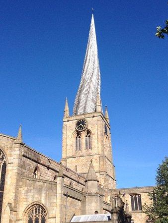 chesterfield church