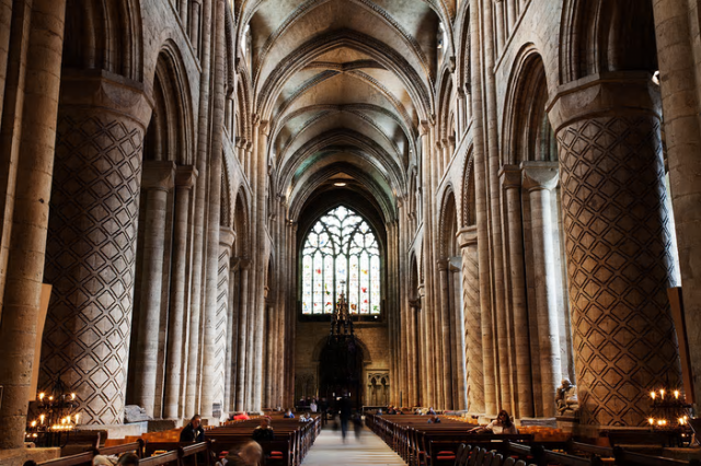 Durham pillars