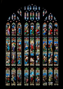 Gloucester west window