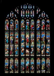 Gloucester west window