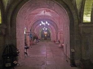 Groin vault - Canterbury