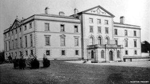 Norton priory mansion