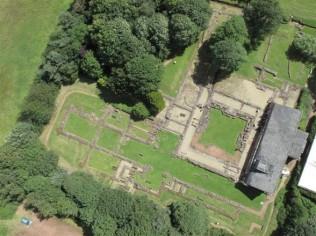 Norton priory ruins
