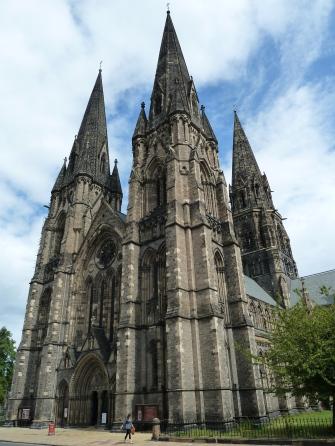 St Mary's, Edinburgh