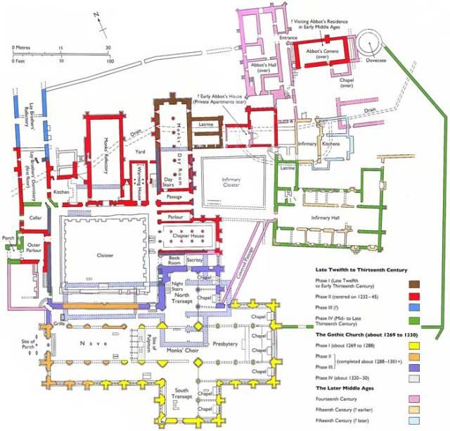 Tintern floor plan