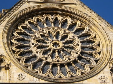 york rose window