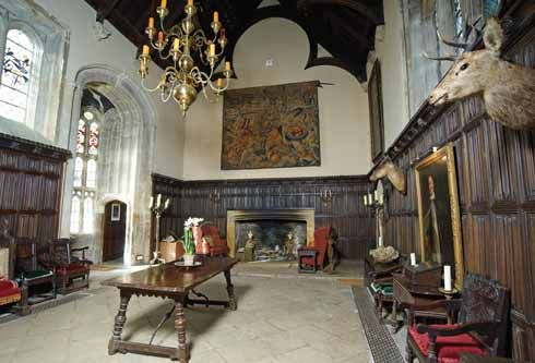 athelhampton great hall