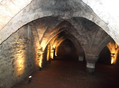 clifton house undercroft