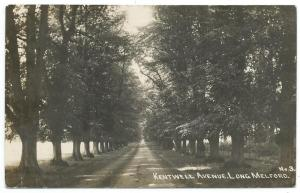 Kentwell avenue