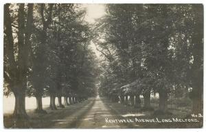 Kentwell avenue