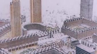 barbican plan