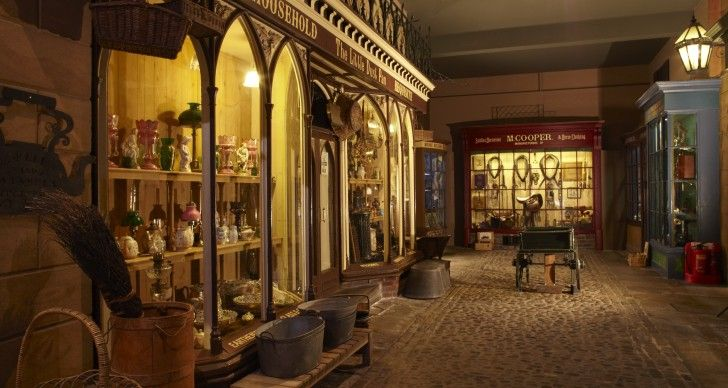 The three York museums
