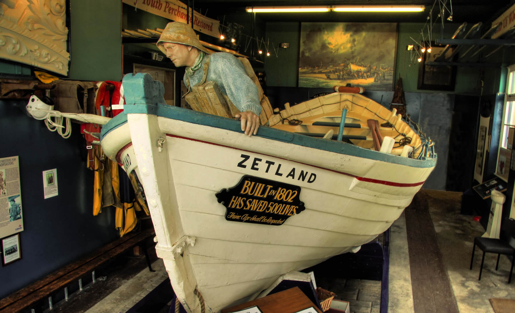 Zetland – the end of a journey